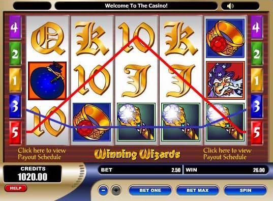 Spielautomat Münzen -538048