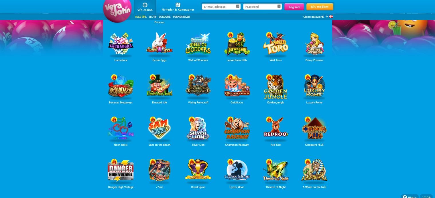 Spiele Auswahl Vera -207030