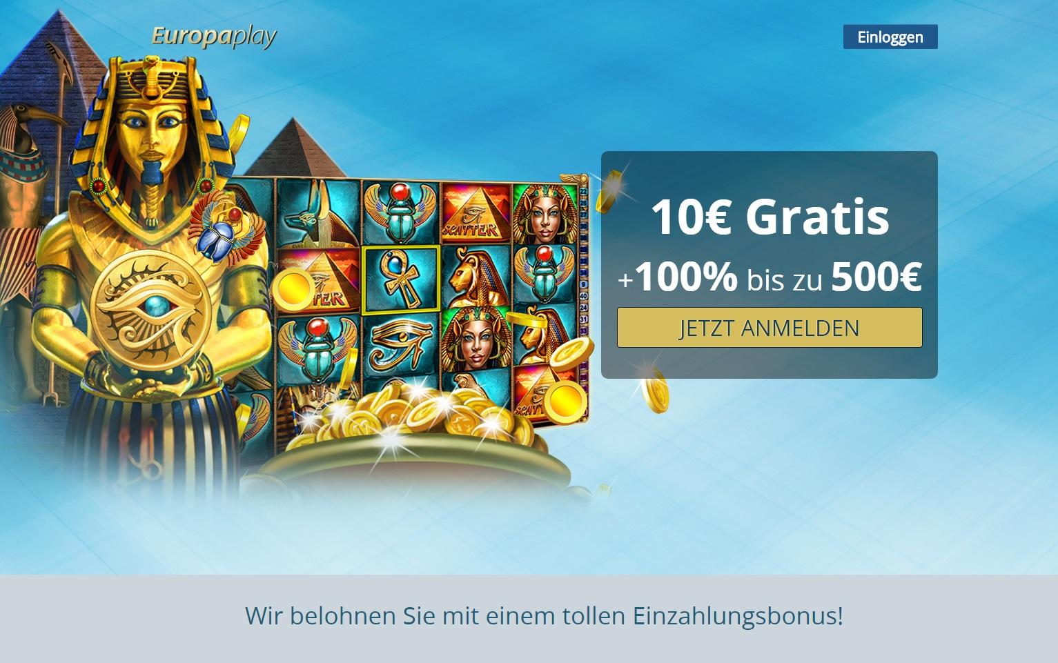 Online Casino Willkommensbonus ohne -236134