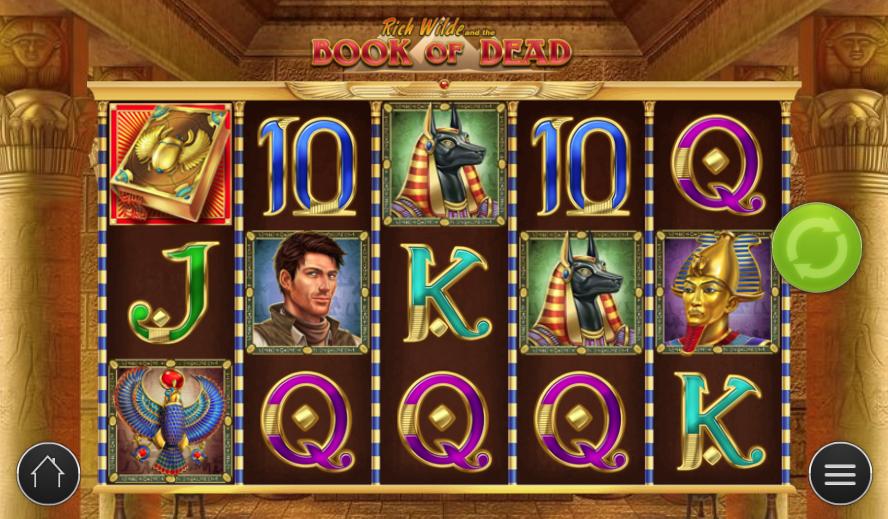 Book of Dead -121691