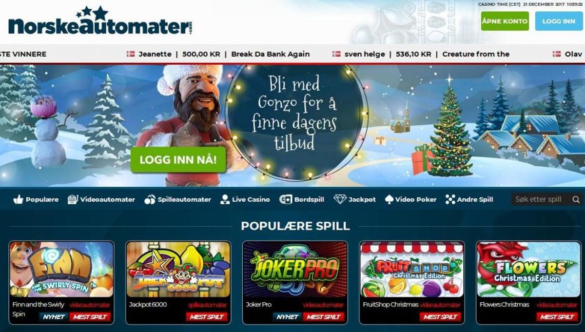 Schweden online Casino BlueFox -79580