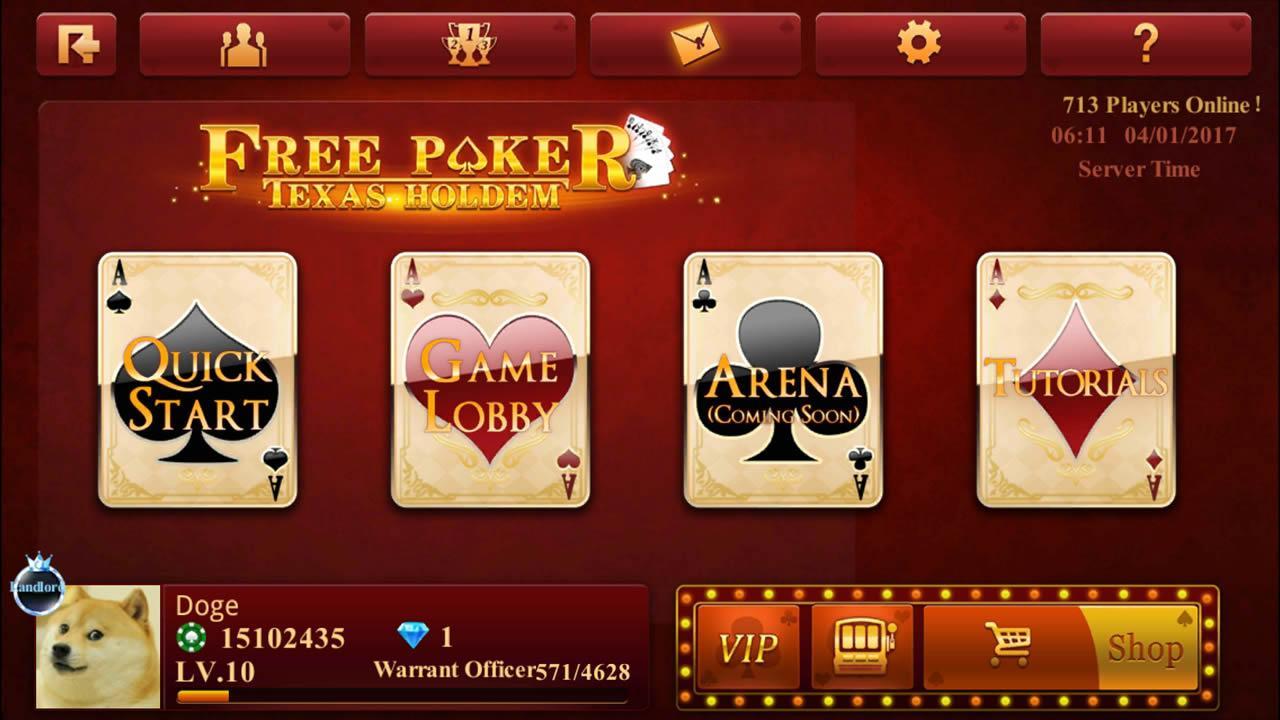 Free Texas Holdem Poker -289772
