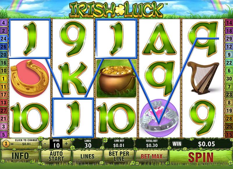 Lucky Leprechaun -416586