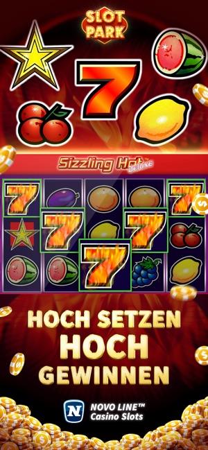 Online Casino Angebot