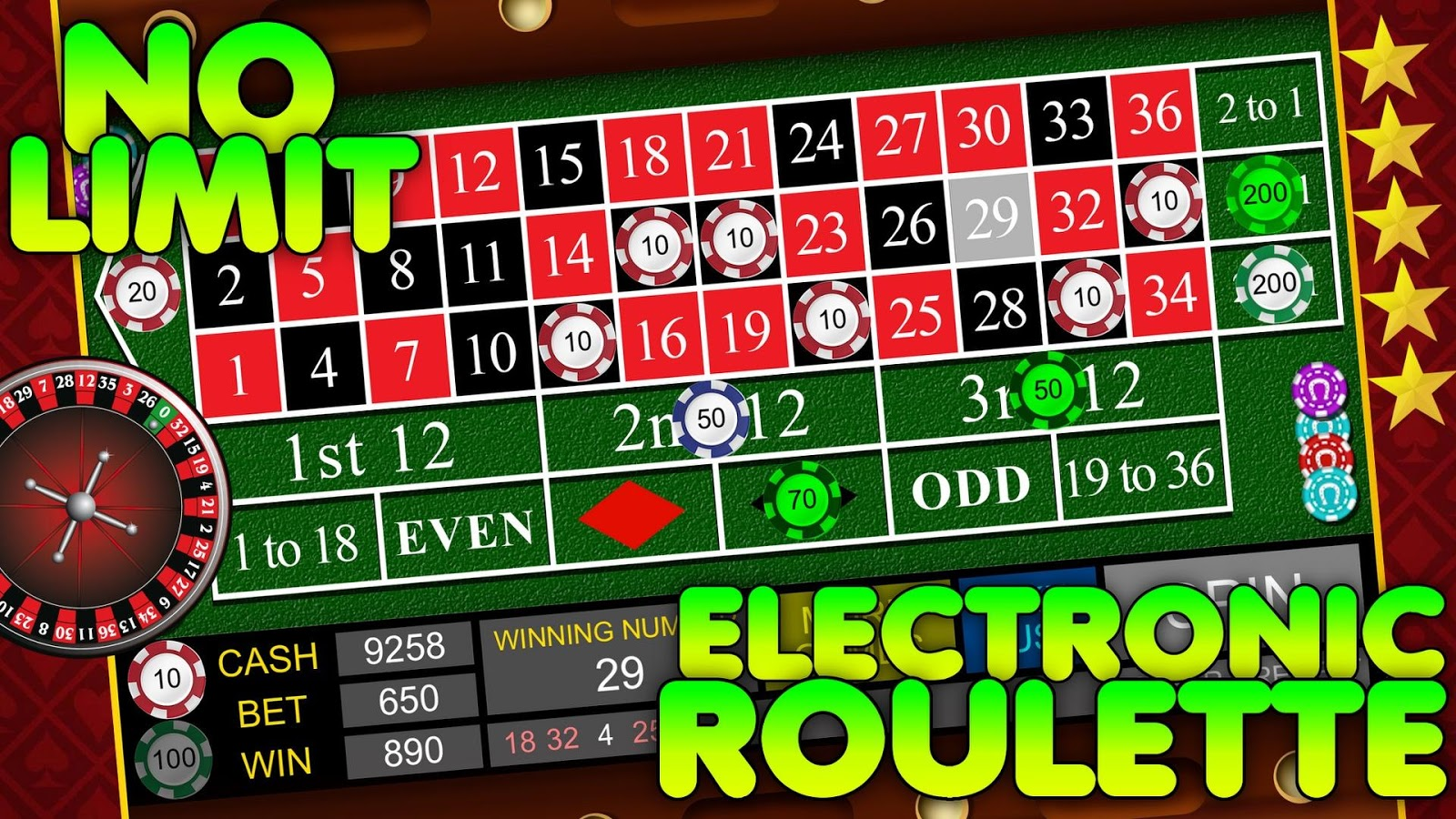 New online Casino European Roulette -268547