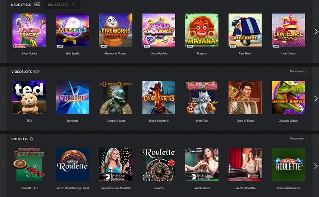 Casino online spielen -620215