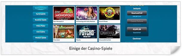 Trinkgeldhöhe beim Casino SkillOnNet -235715