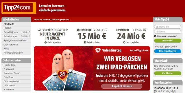 Lotto spielen online Casino Check -909188