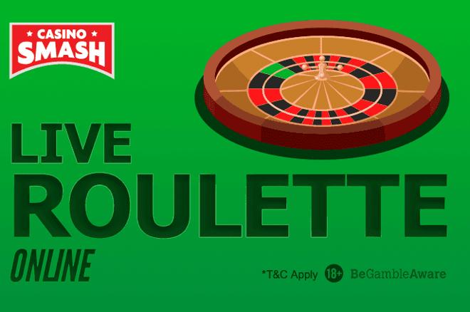 Live Roulette -380067