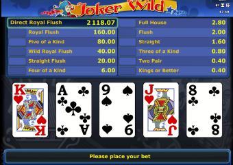 Poker Kanaren -492180