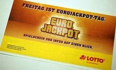 Eurojackpot Gewinner Spielautomat Pin -286359