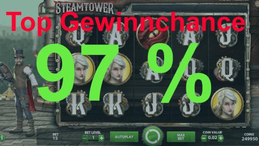 Spielautomaten beste Gewinnchance -790084