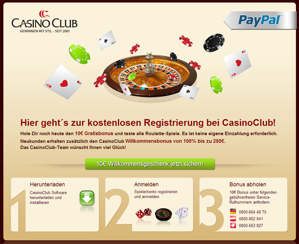 casino events berlin