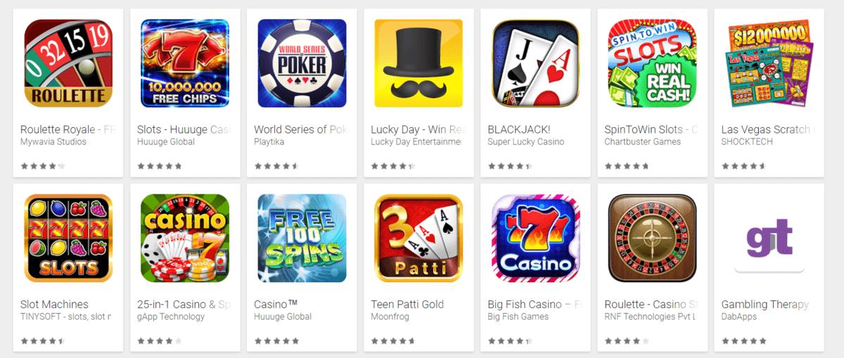Online Casino app Echtgeld -816747