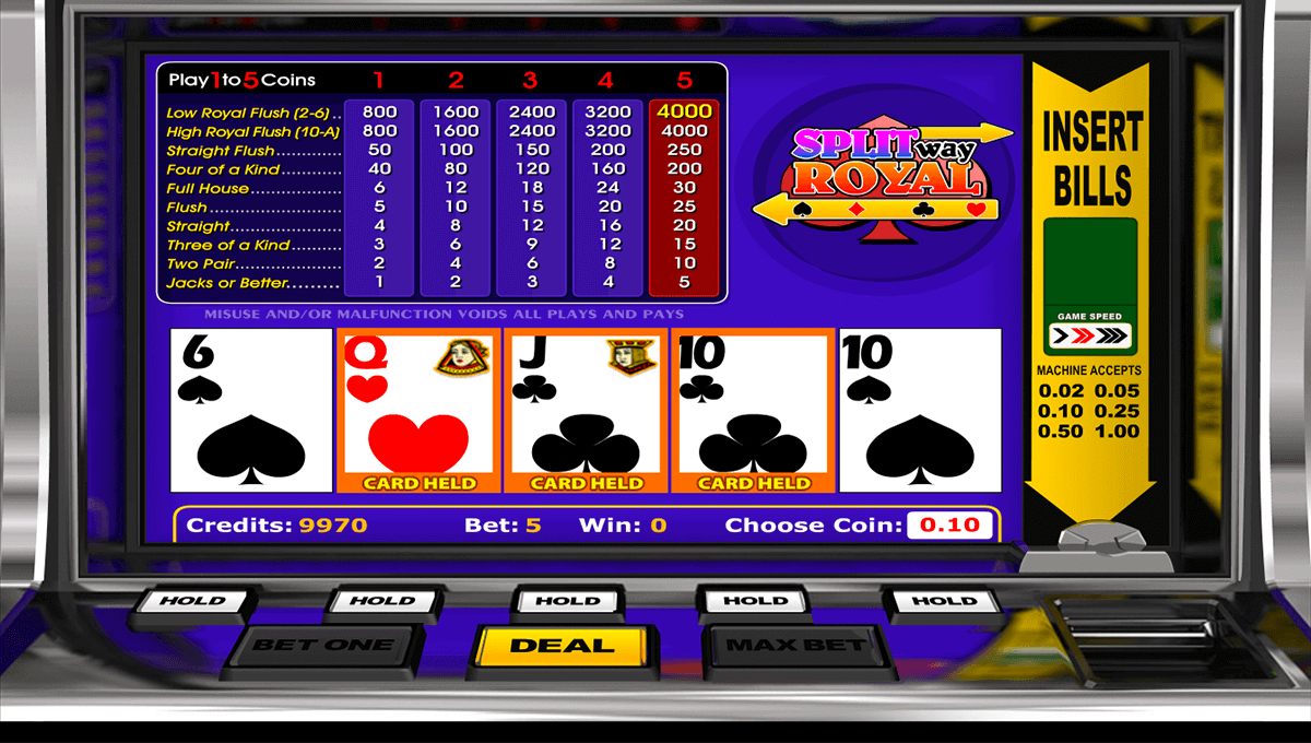 Klassische Spielautomaten online kostenlos Split -506716