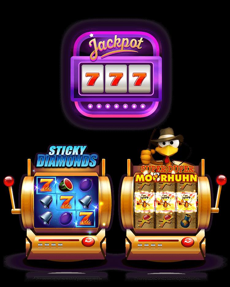 Jackpot Häufungen -989850