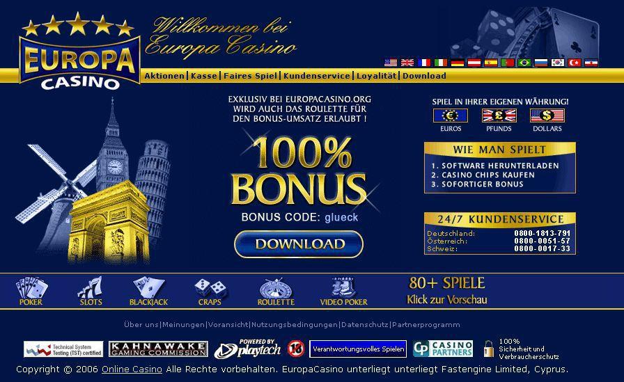 Europa Casino -700972