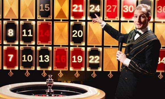 Casino Jackpot Gewinner Lightning Roulette -958325