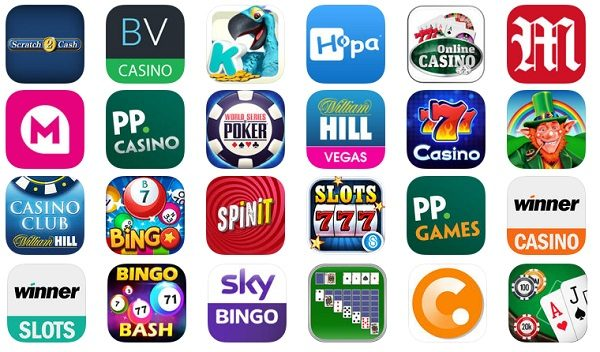 Echtgeld Casino app -531295