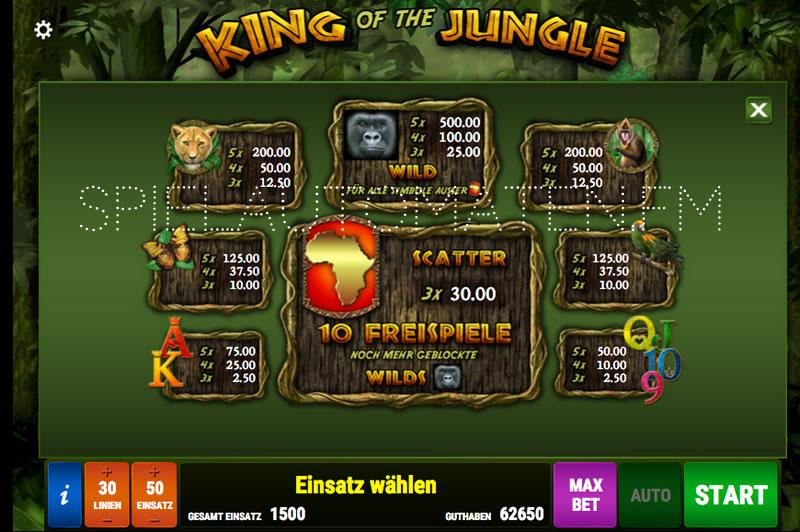 Die fairsten Casino GoWild -341304