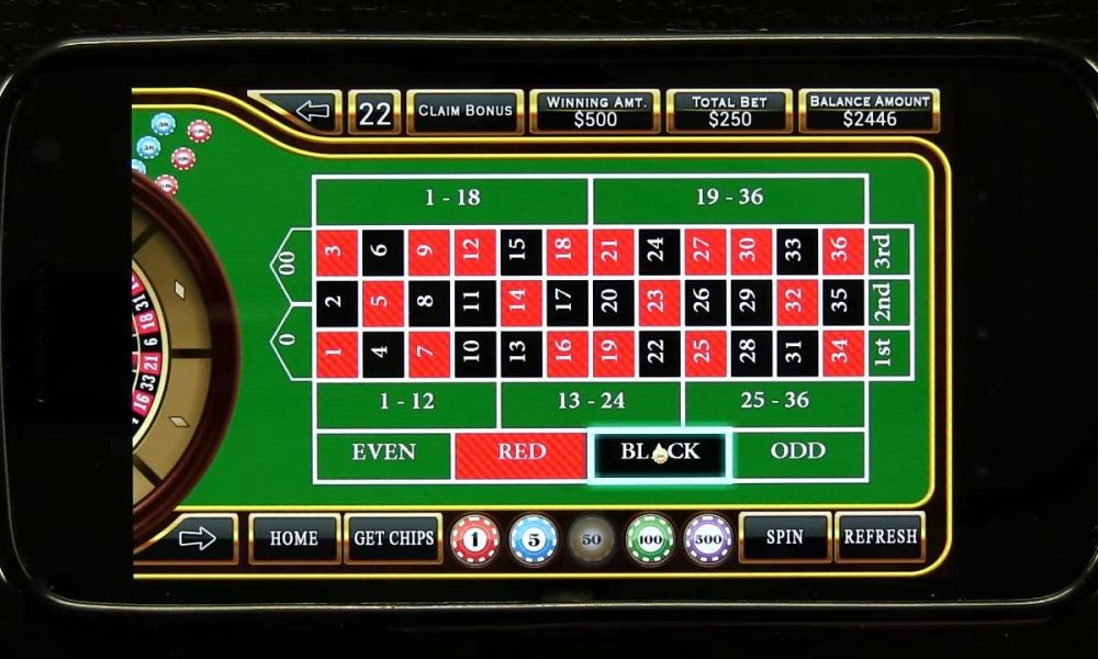 Mobile Casino Euro Gaming -394439