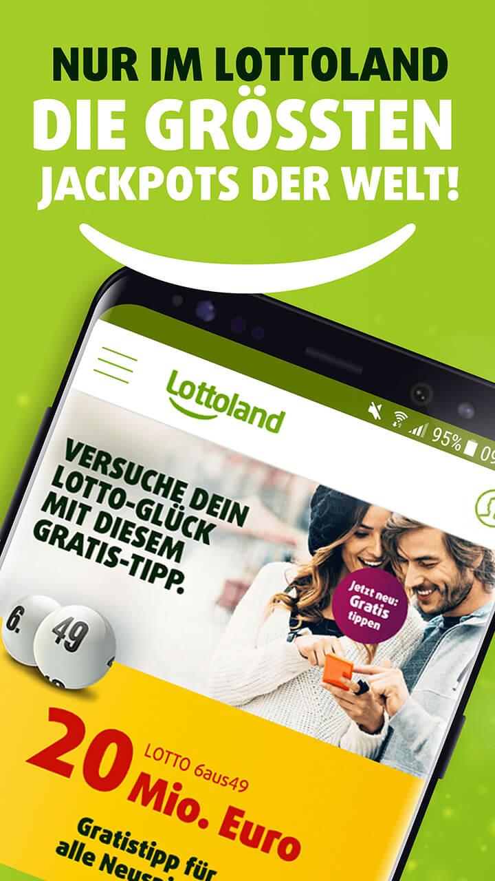 Lottoland app -927414