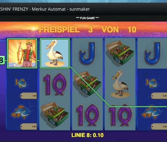 Fishin Frenzy -322017