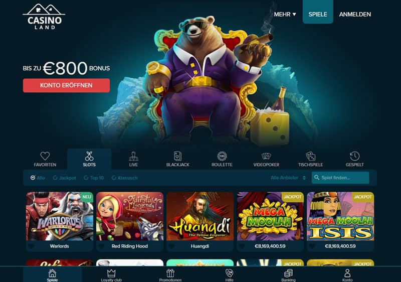 Online Casino Test 2019 Verantwortungsvolles -194838