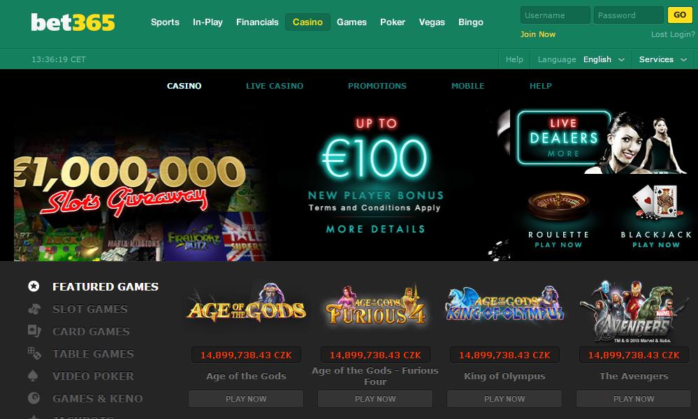 Bet 365 Casino -760803