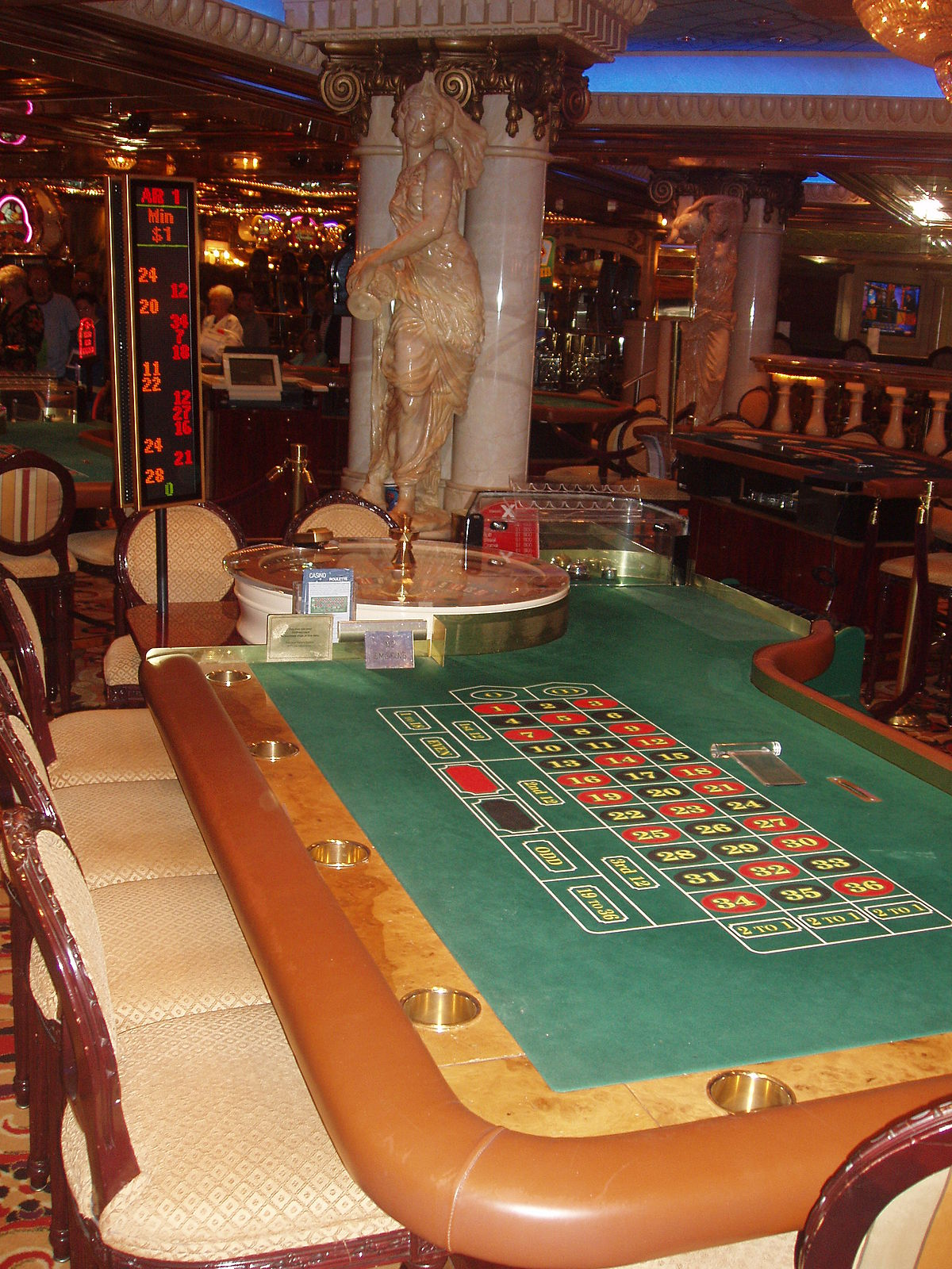 Roulette Reihenfolge Gefallener -249740