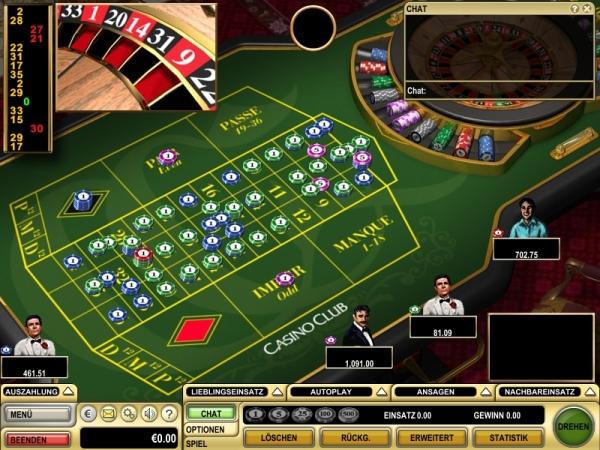 Casino Roulett spielen -38086