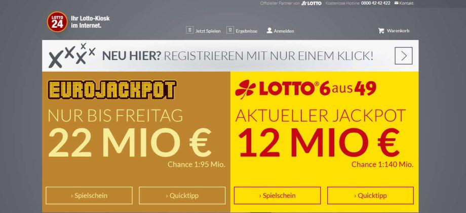 Lotto System spielen -13027