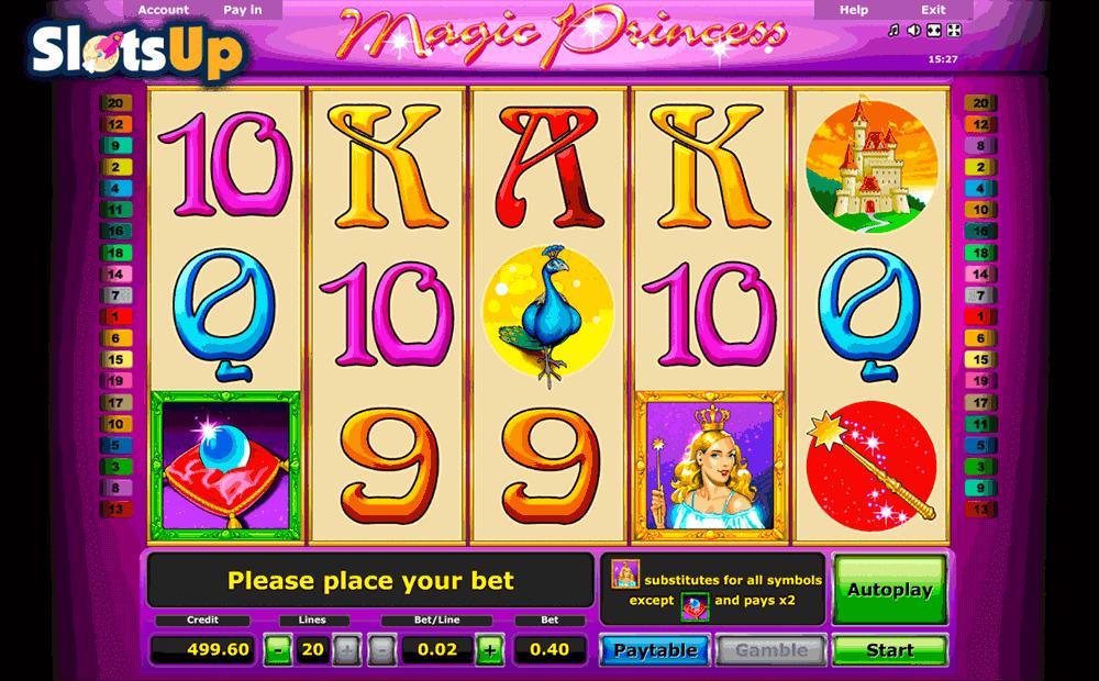 Magic Princess -284070