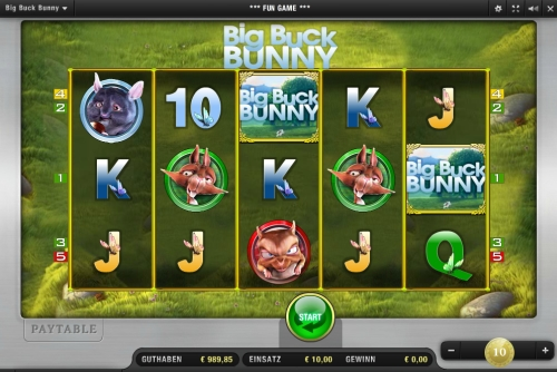 Big Buck Bunny -796693