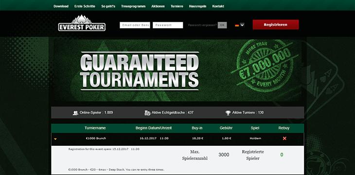 Poker Turnier Modus Bonus Gutscheincode -202609