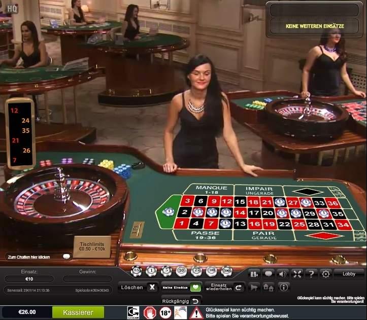 Roulette Gewinne -97395