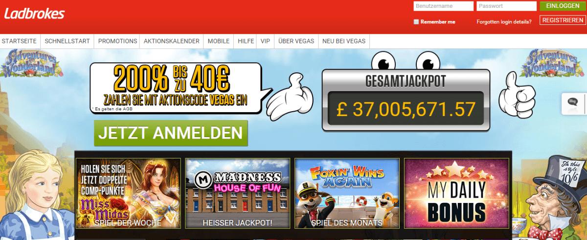 Casino Bonus auszahlen -794777
