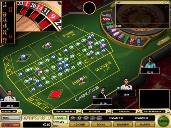 Roulette Spielanleitung -909207