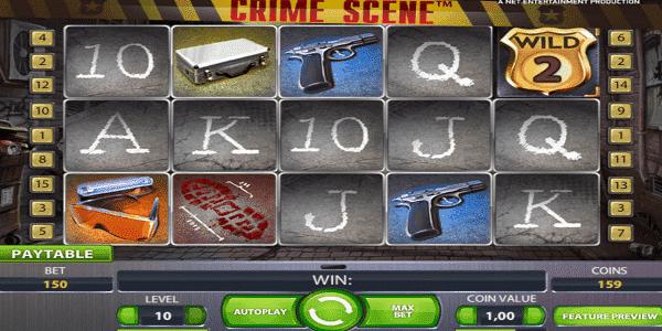 Crime Scene -685089