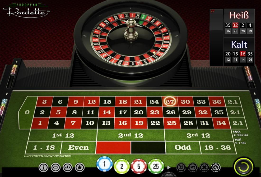 Im Roulette gewinnen Centre -425863