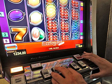 Spielautomaten Niederösterreich -365075
