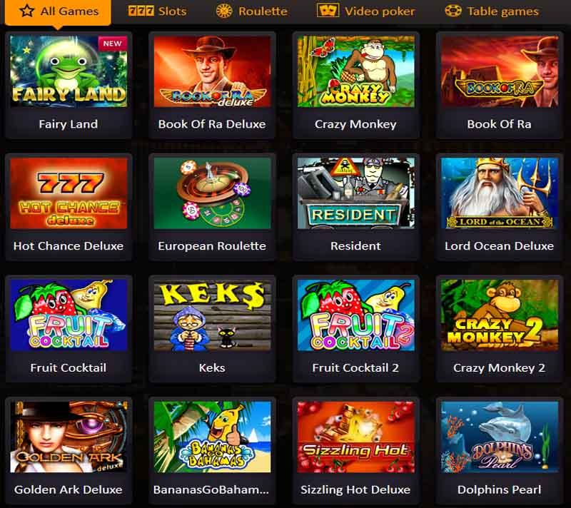 Casino Welcome Bonus N1 -632900