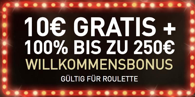 25 euro Casino Bonus -321353