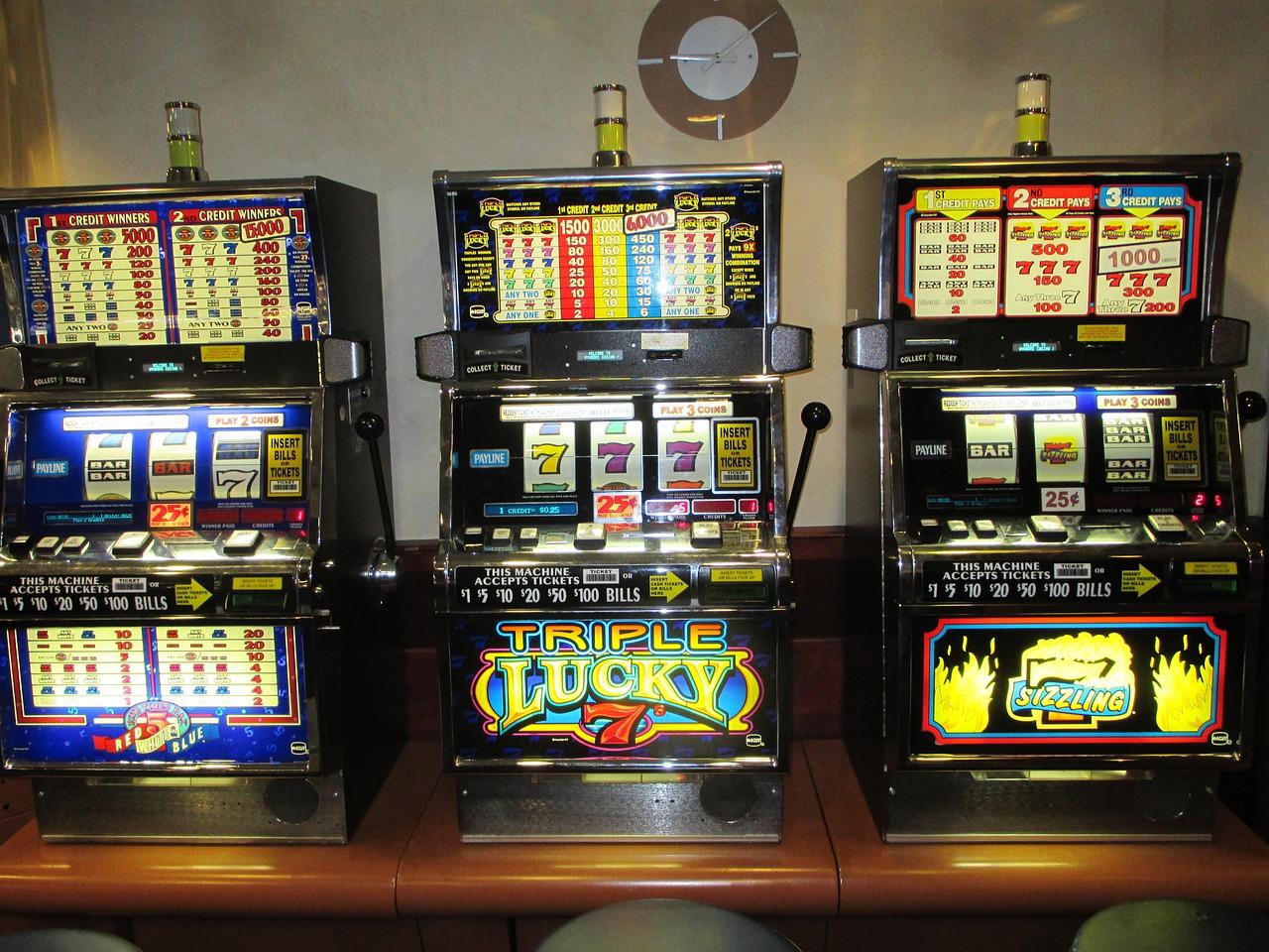 Online Automat spielen -291397