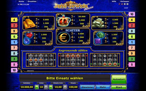 Novoline Spielen Casino Room -301256
