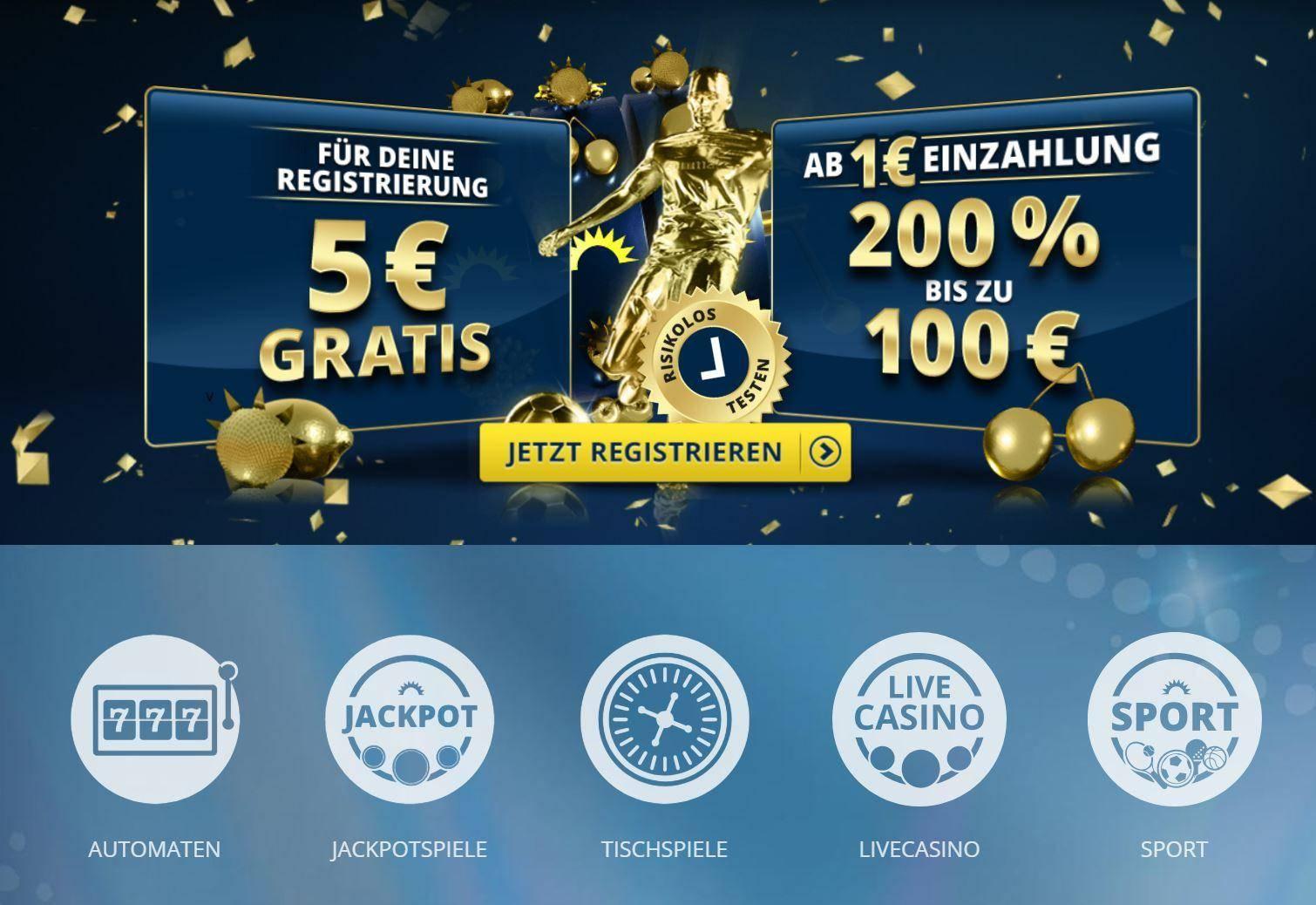 Online Casino Test 2019 Bonus -64173