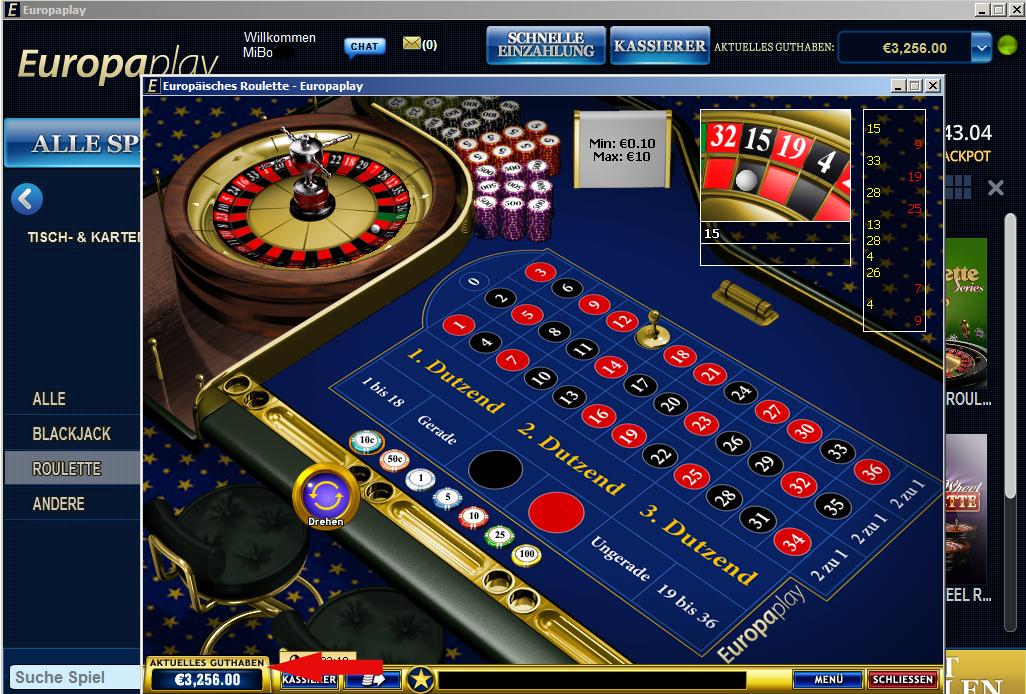 Casino Roulett spielen -868860