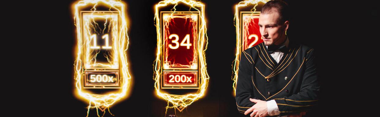 Casino Banküberweisung Lightning Roulette -268836