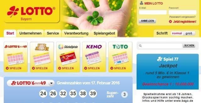 Millionen Lotto Bayern -766612