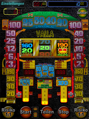 Alte Spielautomaten Wert